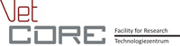 Logo VetCORE – Facility for Research